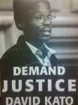 Demand Justice David Kato