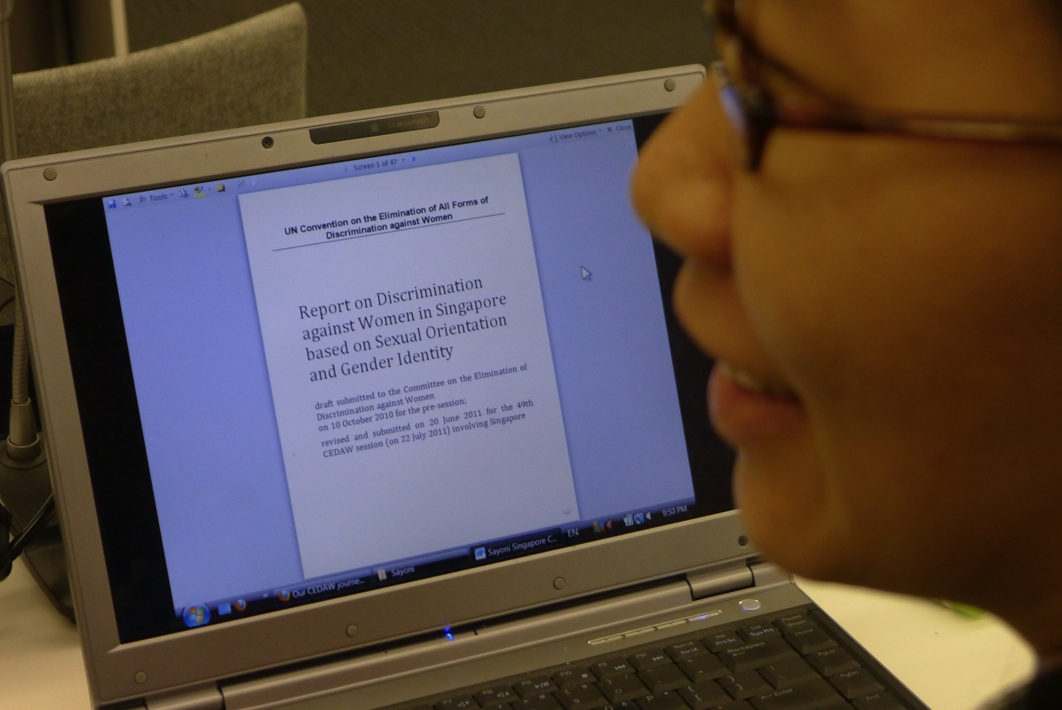 IGLHRC: Expert Committee on Women's Rights Should Protect LBTI People in Education'